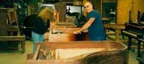 Piano Restoration